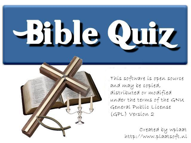 Thumbnail 1 for Bible Quiz
